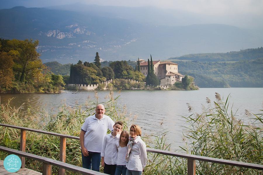 Семейная фотосессия в Италии
